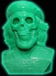 Dead Che Bust - GID Green Version