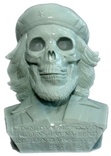 Dead Che Bust - Grey Green Version