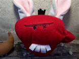Donkey Punch Plush Figure by Andrew Tider