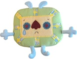 Doolie Box Green Plush - Boo Hoo! by Anna Chambers