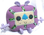 Doolie Box Purple Plush - Toobaa! by Anna Chambers