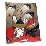 Full Case of 20 Dunny Art of War 2014 Designer Vinyl Mini Figures by Kidrobot