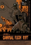 Gris Grimly Cannibal Flesh Riot! Limited Edition DVD