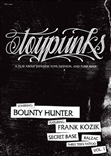 Toypunks Volume 1 Dvd Morphius Record