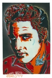 'Elvis Presley' Original Painting by artist Jason Adams