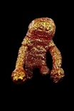 Forest Monsta Gold Edition Sofubi Kaiju Vinyl Figure by Waotoyz