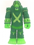 "The Forest Warlord ""Big Bud Edition"" Designer Vinyl Figure by Bigfoot"
