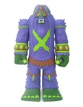 "The Forest Warlord ""Grapeskunkape Edition"" Designer Vinyl Figure by Bigfoot"
