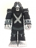 "The Forest Warlord ""Hairy Metal Edition"" Designer Vinyl Figure by Bigfoot"