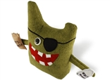 Fridge Raider Office Cronies Designer Plush by nottaTOY