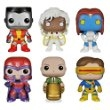 Pop! Marvel: X-Men Colossus, Cyclops, Professor X, Storm, Mystique & Megneto