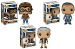 Funko Tomorrowland Pop Figure Set-David Nix- Frank Walker- Young Frank Walker