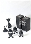 "GHOST- ""Ghost Figures"" Set of all 5"