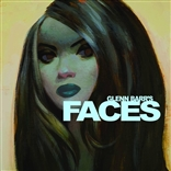 Faces Hardcover Book by Glenn Barr