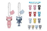 One Blind Box Gloomy Bear Puran-Puran Keychain Version 1.5