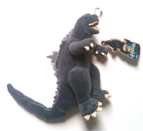 Godzilla Plush Tainted Visions