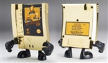 10-Doh! - 'So Analog' Gold Edition Designer Vinyl Figure By Nate Mitchell