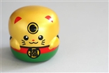 Luckitty Mini Pon Gold Edition Vinyl Mini Figure