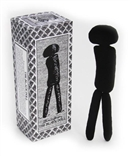 The Black Doll Plush Figure - Edward Gorey