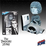 Twilight Zone Gremlin Resin Figure Bobble Head