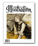 Illustration Magazine Issue #43 Cover by Henry Patrick Raleigh