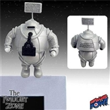 Twilight Zone Invader Monitor Mate Bobble Head