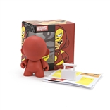 "Iron Man Mini Munny 4"" DIY Designer Vinyl Figure by Kidrobot x Marvel"