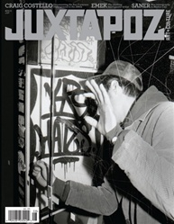 Juxtapoz Magazine Issue 127