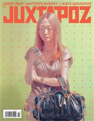 Juxtapoz Art Magazine Issue #145 - February 2013