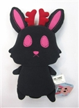 "Kami NAVY 12"" Plush Designer Plush Figure by Adam Litvack"