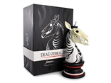 Last Knight Black & White Edition Vinyl Figure By Andrew Bell Dead Zebra