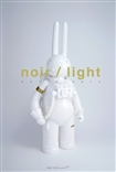 Astrolapin Light Designer Vinyl Toy Figure Mr Clement
