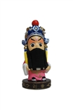 'Liu Bei' (Figure A) Designer Resin Figure