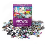 "Mark Bode ""Miami Mice"" Jigsaw Puzzle"