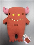 "Beetle 12"" Designer Plush Figure Monster Frombie Comics"