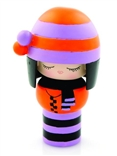 'CLEVER CLOGS' Momiji Designer Resin Doll by Luli Bunny