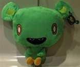 Mousey Micci Plush - Green Master
