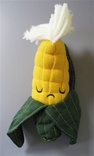 Mr. Corn Plush - Sad Sleeping Maize Version
