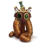 Mr. Pumfrey and His Astounding Mechanised Perambulator Designer Vinyl Figure by Doktor A