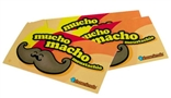 3 Mucho Macho Mustachio Vinyl Stickers - Shawnimals