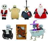 The Nightmare Before Christmas Deluxe 10-Piece Kubrick Box Set