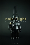 Astrolapin Noir Designer Vinyl Toy Figure Mr Clement