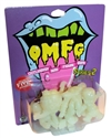 OMFG Series 2 Green GID Edition October Toys Mini Figures Set Of 5