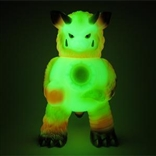 Partyball GID (Glow-in-the-Dark) Edition Kaiju Vinyl Figure by Paul Kaiju
