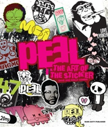 PEEL: The Art of the Sticker - Dave & Holly Combs