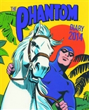 The Phantom Diary 2014 Hardcover Graphic Novel