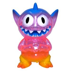 Power Mister Ugly Doll Kaiju - Translucent Pink
