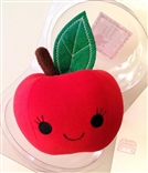 Red Apple Plush - Juicy Western Version