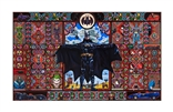 Robert Burden The Holy Batman Limited Edition Print