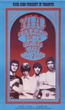 The Who in Toronto Poster - Gary Grimshaw